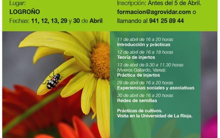 Biodiversidad en Logroño