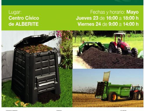 Jornadas técnicas sobre COMPOSTAJE en Alberite